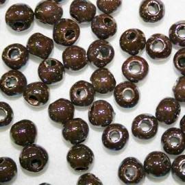 Cerámica mini marrón