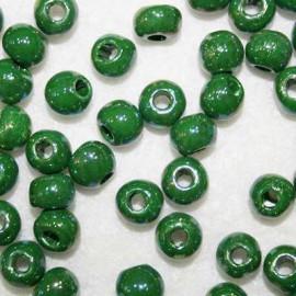 Cerámica mini verde