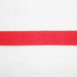 Cinta tela roja