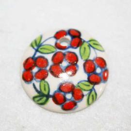 Medalla con Flores