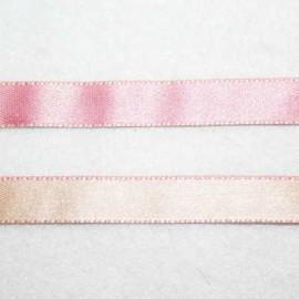 Doble cara rosa osc. y rosa cl.
