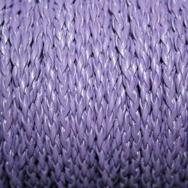 Cuero sint. de 3mm violeta
