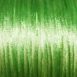 Cola de ratón verde fluor 2mm