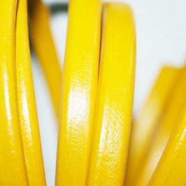 Cuero regaliz amarillo