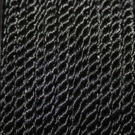 Pasamanería 3mm negro