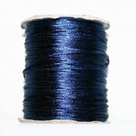 Cola de ratón azul marino 1mm