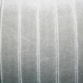 Terciopelo ELASTICO gris