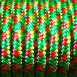 Cuerda sint. 6mm Verde