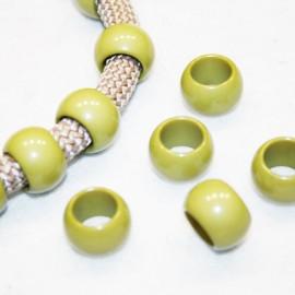 Bola paso 11mm oliva