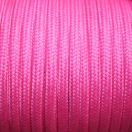 Paracord fucsia 6mm