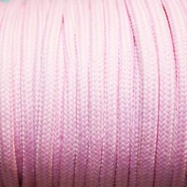 Paracord rosa 6mm