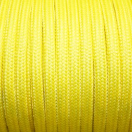 Paracord amarillo 6mm