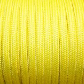 Paracord amarillo 6mm