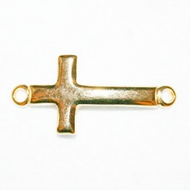 Cruz grande dorada