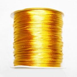 Cola de ratón dorada 1mm