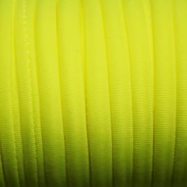 Lycra fluor amarilla