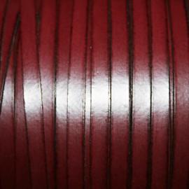 Cuero sintético plano 5mm