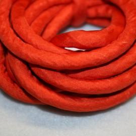 Seda tubular naranja x cm