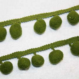 Verde oliva se vende x metros