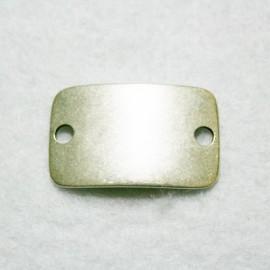 Chapa rectangular