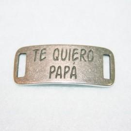 """Conector """"Te quiero papá"""""""