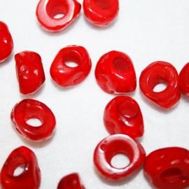 Resina paso 5,5mm rojo