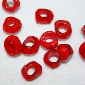 Resina paso 5mm roja