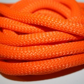 Paracord naranja 9mm