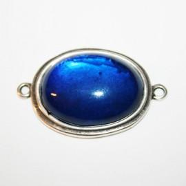 Conector resina azul