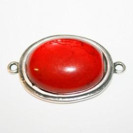 Conector resina roja
