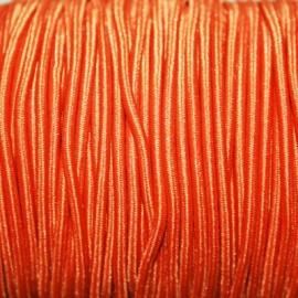 Elástico 2mm naranja