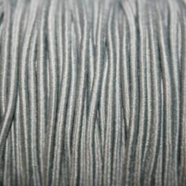 Elástico 2mm gris