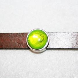 Paso c/resina verde