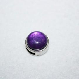 Paso c/resina violeta