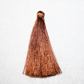 Pompón marrón