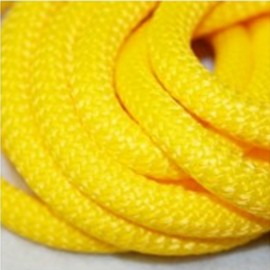 Paracord amarillo 9mm