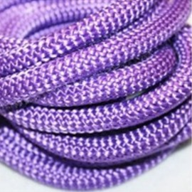 Paracord morado 9mm