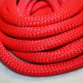 Paracord rojo 9mm