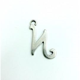Letra mediana N
