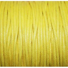 Hilo algodón amarillo