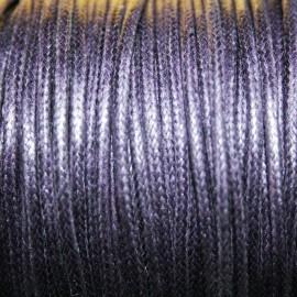Hilo algodón violeta