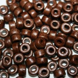 Cerámica marrón 25 unid.