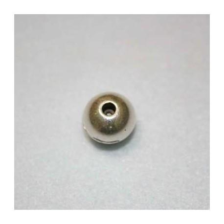 Cierre bola p/cuero de 2.5mm