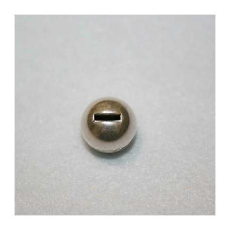Cierre bola para tireta de 5mm