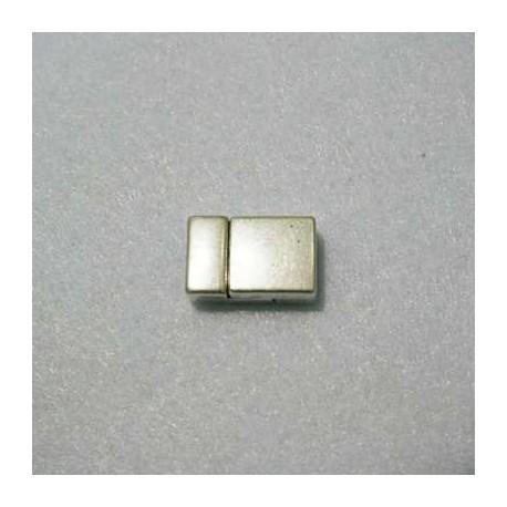 Cierre Plano p/5 Cueros de 2mm