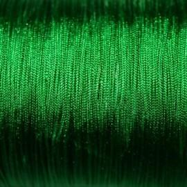 Hilo macramé verde