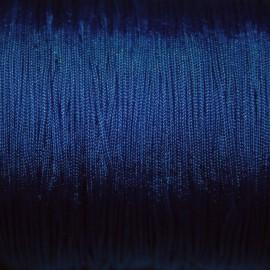 Hilo macramé azul marino