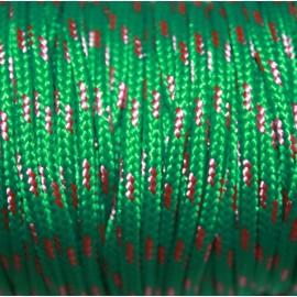 Paracord verde 3mm