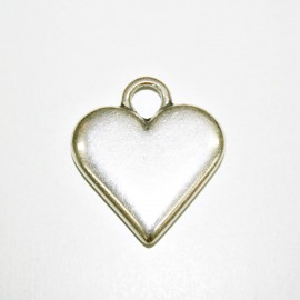Corazón plano