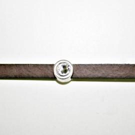 Cristal pasante de 5mm
